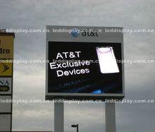 Energy saving full color HD LED video display screen vedio six