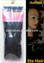 Sublime Synthetic hair braid, Afro twist hair braid, Micro zizi braid