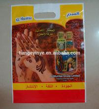 Custom HDPE Plastic Shopping Bag