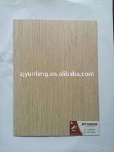 sliced cut reconstituted wood veneer oak door face tenderized veneer sheets 290S