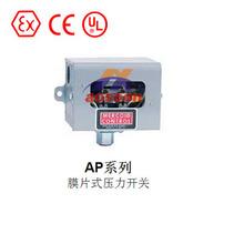 Dwyer AP série diafragma operado interruptor de pressão