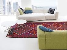 Hot sale home furniture high back sofa