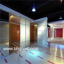 interior wall paneling; compact laminate sheet; melamine laminate