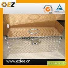 aluminum storage case|aluminum truck tool box