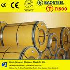stainless steel sheet metal coil standard width