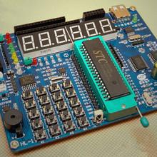 MCS-51 Microcontroller development boards 51 microcontroller development boards