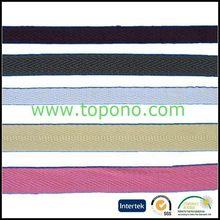 Modern classical canvas cotton webbing binding tape