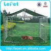 large outdoor bitumen roof wooden dog house