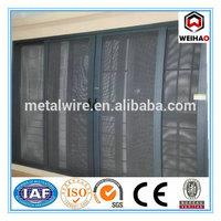metal stainless steel bulletproof screens/metal window screen mesh/Diamond Network ( factory)