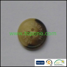 Economic best sell fashionable uv horn button for garment