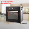 Electric Power Source and Convection Oven / Turbo Oven Type Black Oven JY-OE60K(E)
