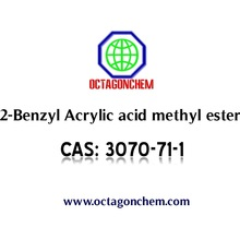 Pharmaceutical Intermediates   Custom synthesis   2-Benzyl Acrylic acid methyl ester 3070-71-1