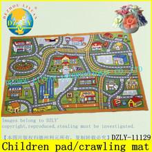 DZLY anti slip mat children pad baby play mat