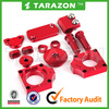 Motorcycle Spare Parts CRF 450 02-08 CNC Produced Red Bling Kits