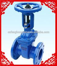 din rising stem gate valve pn16