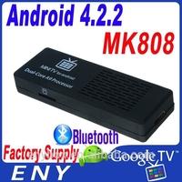 RK3066 Dual Core HDMI Google TV Stick Android 4.2 MK808B 1GB 8GB