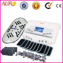 home use body massage infrared ems body stimulator Au-6804B