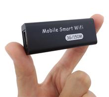 WCDMA CDMA EVDO GSM 3g wifi pocket router with USB WLAN port