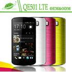 4g china smartphone RAM 1G ROM 8G 5inch QHD Camera 2.0M 5.0M android 4.4 Qualcomm 8916 quad core smartphone dual sim