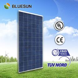 High efficiency lower price solar panels 250 watt solar panel cost