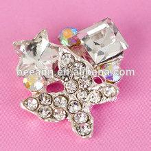 free samples.HQ nail art jewelry ,alloy 3d nail art mixture.shiny butterfly star nail art charms