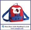 2014 wholesale fashion child kids school bag dog backpack for girls