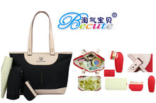 2014 BSCI Audit Factory diaper bag with laptop bags