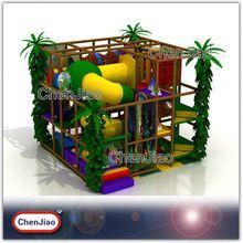 Cheap indoor playground equipment sea theme