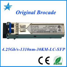 Brocade 57-1000020-01 fiber optic transceiver 4G 1310nm 30km vhf fm transceiver