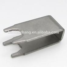 High precision nonstandard steel sharp bracket