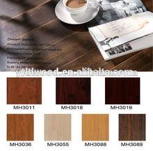 residential engineered wooden flooring