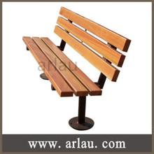 FW126 Wood Bench Public Bench Seat