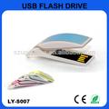 Venta al por mayor de unidades flash usb de regalo promocional u- disco