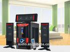 Promotion new design 3.1 home cinema system