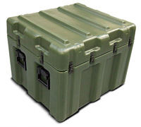 Hard Plastic Case/Rtomolding Box/Carring Case for Military