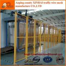 list of manufacturing company, used welded steel wire mesh fence for sale