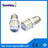china supplier1156/BA15S CREE Q5 12 SMD 4W White Led Car Reverse/Turn/Brake/Tail Light best tail light led round