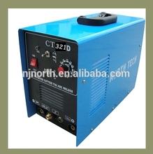 inverter DC TIG / MMA / CUT 3-in-1 plasma welder CT312(D) plasma cutter welding machine tig arc cut welder machine