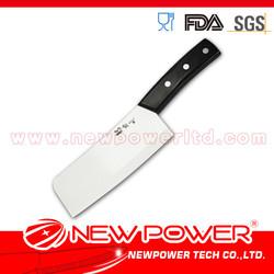 "6.5 inch Zirconia Ceramic Kitchen Wooden Chef 10"" professional knife"
