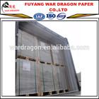 China Clay Coated Duplex Board Paper