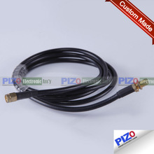 Rf coaxial radio frequency cable rf line N male head - SMA RG58 lines 50-3 lines