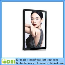 7 to 82 inch motion sensor magic mirror lcd media player