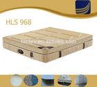 2014 hot sale bedroom furniture natural latex talalay latex mattress from china supplier