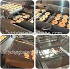 DPL Series big capacity cake/bread donut production line donut machine for sale