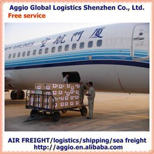 cheapest air freight from China to USA furniture morocco Air freight logistics