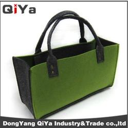 2015 New Design Fashion Women Tote Designer Handbag Felt Bag