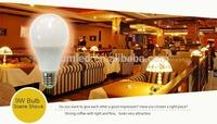 quality assurance designer led bulb light 9w e27 base e27 led corn bulb lamp