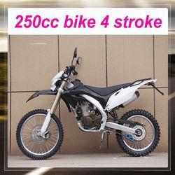 250cc water-cooled 4 valve 4 stroke dirt bike
