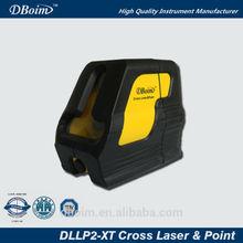 DLLP2-XT self-leveling cross line & point laser level