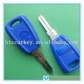 Top-Qualität auto schlüssel für 1 taste funkschlüssel blaue farbe tastaturabdeckung fiat